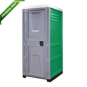 Toaleta cabina ecologica racordabila cu lavoar ICTET03V (Verde)