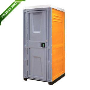 Toaleta cabina ecologica racordabila cu lavoar ICTET03P (Portocaliu)