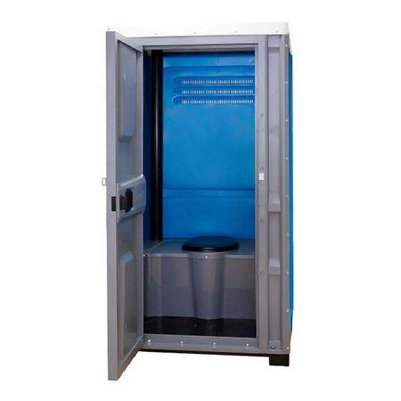 Toaleta cabina ecologica Standard, Toypek, ICTET01A, Albastru