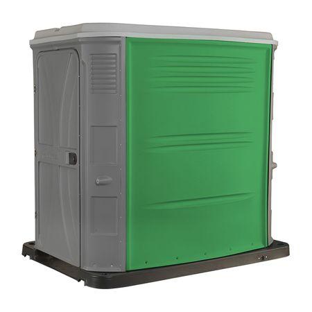 Toaleta cabina ecologica persoane dizabilitati ICTEA09V, Verde