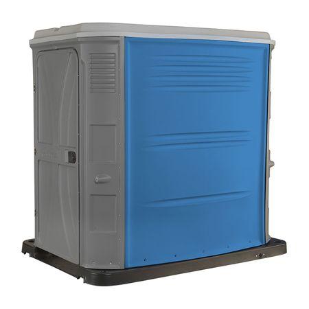 Toaleta cabina ecologica persoane dizabilitati ICTEA09A, Albastru