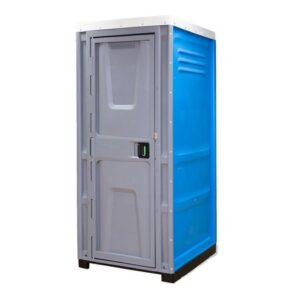 Toaleta cabina ecologica racordabila fara lavoar ICTET04A, Albastru