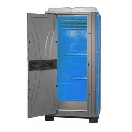Toaleta Cabina ecologica tip vestiar ICTET14A, Albastru